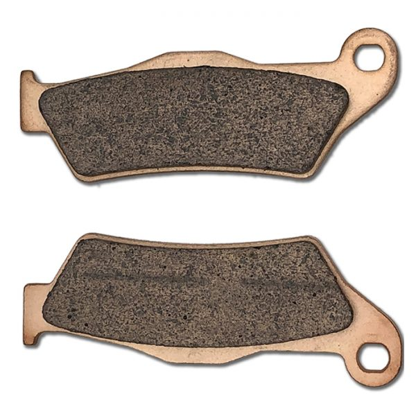 N1M Sintered Metal and Anti Squeaking Front Brake Pads for Motocross