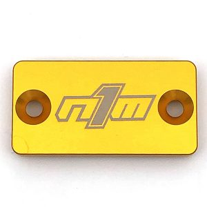 Nine1Metal Front Brake Reservoir Cap Suzuki
