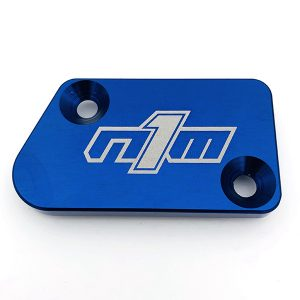 Nine1Metal Front Brake Reservoir Cap Yamaha