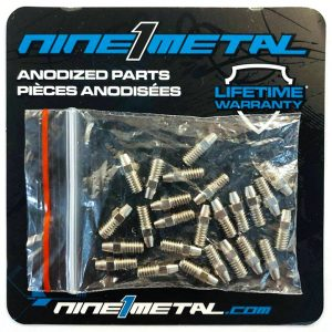 Footpegs Replacement Tooth Kit